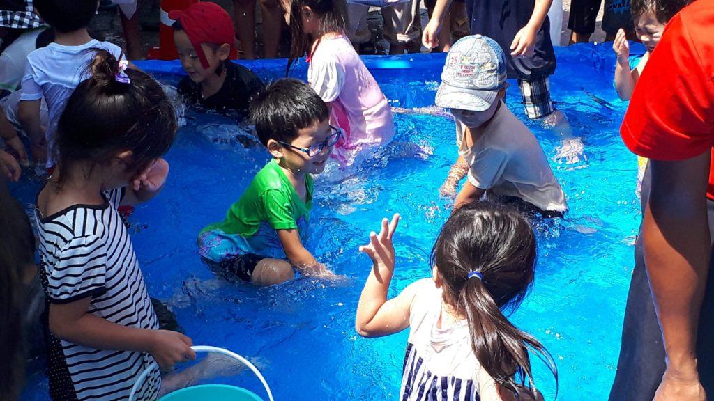 与論島・お魚祭り