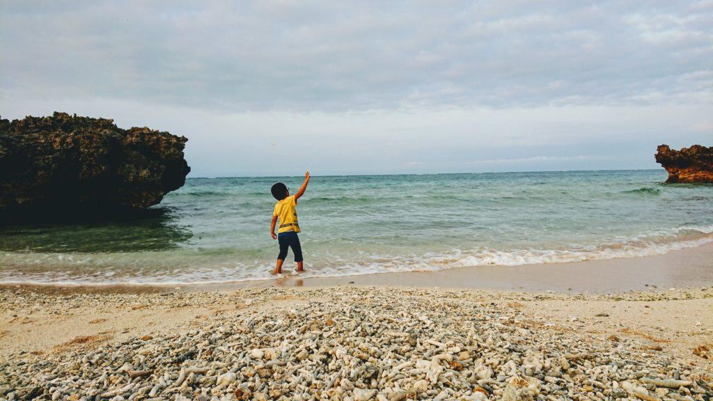 与論島・浜下りの日