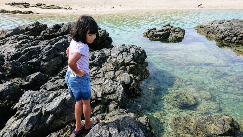 与論島・赤崎海岸